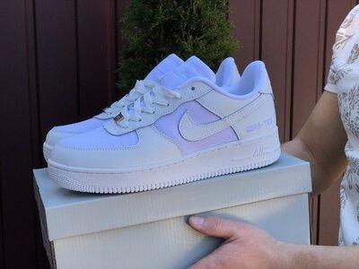 Мужские кроссовки 10480 Nike Air Force Gore Tex