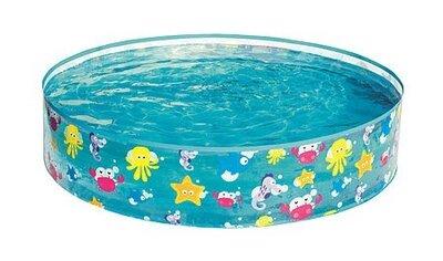 Детский каркасный бассейн Bestway 122-25см 219 литров
