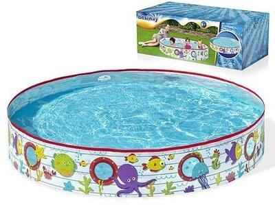 Детский каркасный бассейн Bestway 152-25см 340 литров