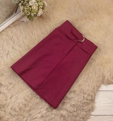 Супер качественная стильная юбка от M&S рр 10 наш 44