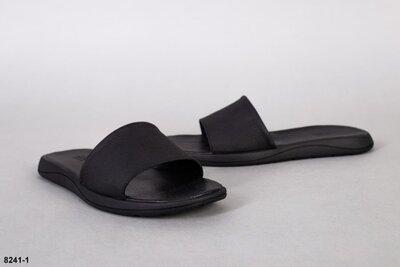 Мужские шлепки шлепанцы кожаные качественные комфортные летние удобные сандалии босоножки пляжные
