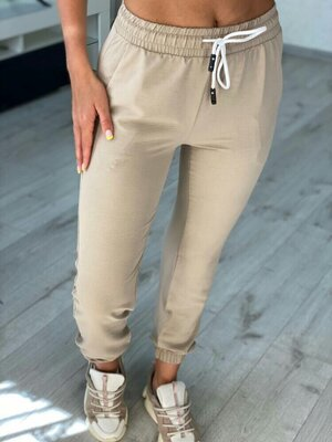 Женские брюки джоггеры