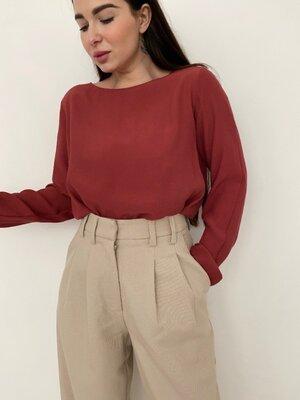 Блуза с интересной спинкой Marks&Spencer