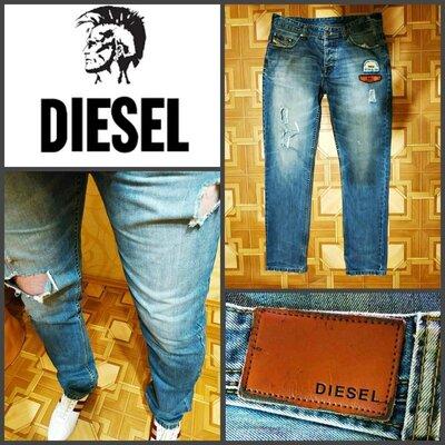 крутые оригинальные джинсы от Diesel, оригинал