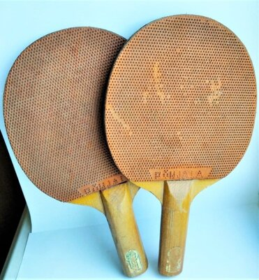 Вьетнамские теннисные ракетки времён Ссср