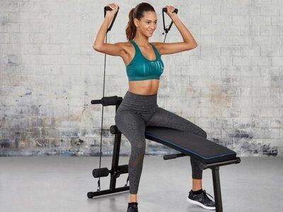 Спортивные бесшовные лосины для фитнеса , йоги, леггинсы для спорта