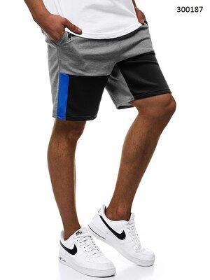 Чоловічі шорти, качественные мужские шорты, трикотажные