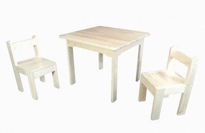 Продано: Комплект столик игровой детский Ст500.03 с двумя стульчиками