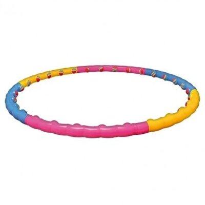 Массажный обруч Хула-Хуп с массажными мягкими шариками