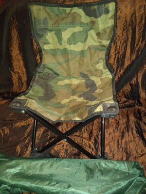 Продано: Рыбацкий стул, туристическое кресло