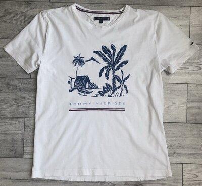 Футболка Tommy Hilfiger Palm T-shirt