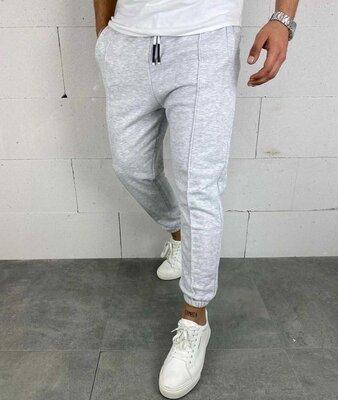 Продано: Мужские штаны-джоггеры двухнить. Размер 44-46, 48-48, 48-50