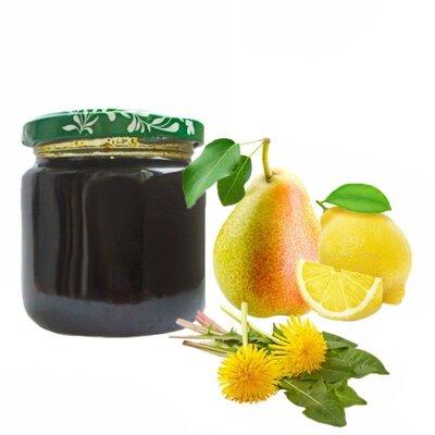 Варенье груша одуванчик лимон 0,2 л домашняя деликатесная консервация