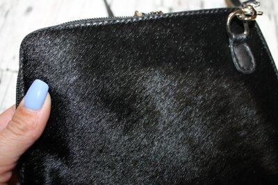 Кожаная сумочка borse in pelle италия