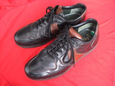 Galizio Torresi 44 кожаные кроссовки мужские
