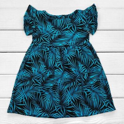 Стильное и Очень красивое платьице в размерах 98, 110 и 122