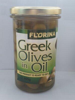 Продано: Оливки в Оливковом масле