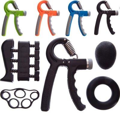 Набор кистевых эспандеров Jello Grip Kit 2527 5 эспандеров в комплекте 4 цвета