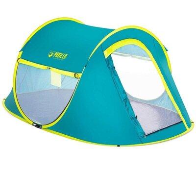 Продано: Двомісна Палатка. Двухместная туристическая Палатка автомат Bestway 68086