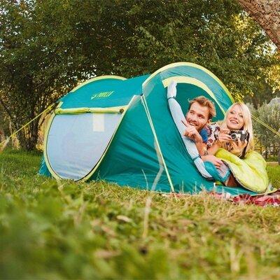 Продано: Двухместная туристическая Палатка автомат Bestway 68086