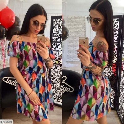 Платье Цена 285 грн Размер 42-46 Ткань софт