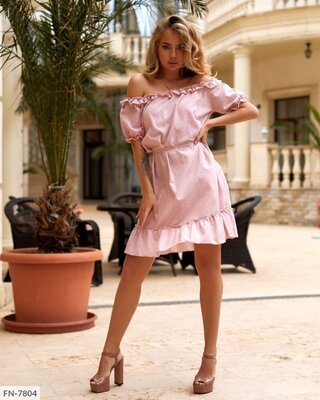Крутое платье для стильных девушек