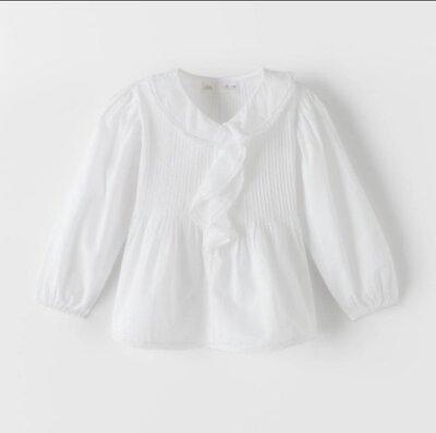 Блуза на девочку 134, 152, 164 см от Zara