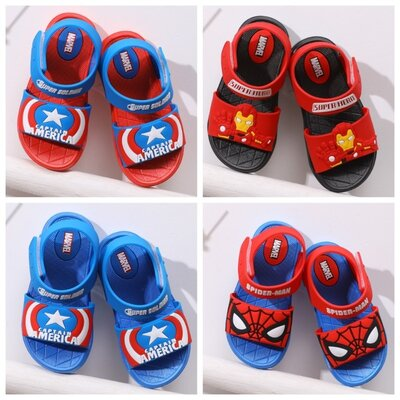 Детские босоножки для мальчика сандалии на мальчика шлепанцы для мальчика