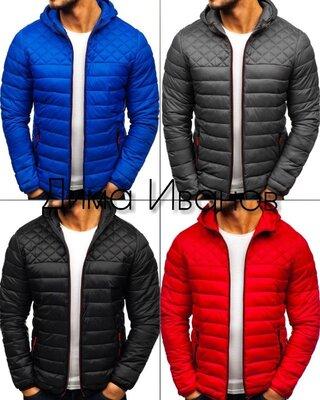 Продано: Мужская куртка-бомбер весна осень. Топ Качество по Акции