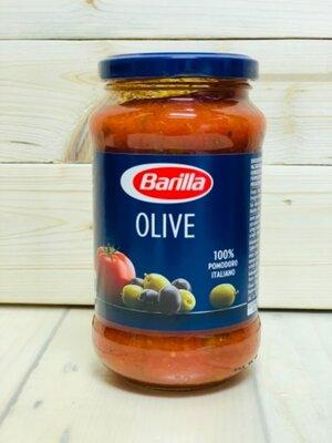 Соус Barilla оливковый 400 г. Италия