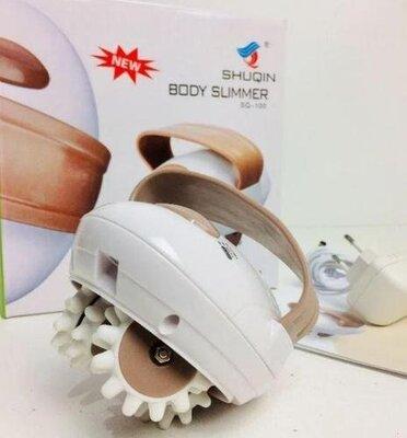 Продано: Антицеллюлитный массаж массажёр Body Slimmer