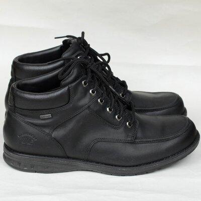 Кожаные ботинки Timberland CA Trad Rug Gtx Gore-Tex 45р. 29,5 см.
