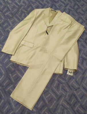 Шикарный мужской костюм пиджак и брюки .