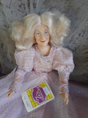 Продано: Кукла Волшебница Глинда из Wizard of Oz ценник