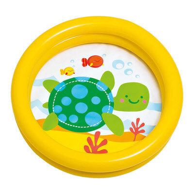 Детский надувной бассейн Intex 59409NP 61см х 15см,1-3 года ,дитячий басейн intex 59409NP
