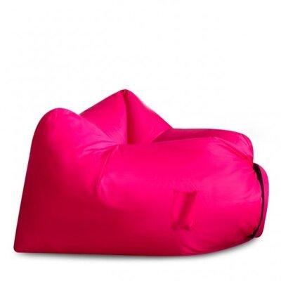 Надувное кресло-лежак Reswing Ламзак Armchair Lamzac Standart Розовый