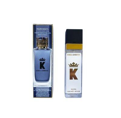 K тестер 40мл, мужской парфюм, духи, туалетная вода, парфуми