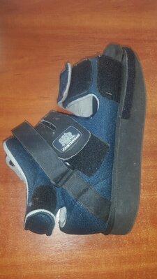 диабетическая барука компенсирующая обувь размер М