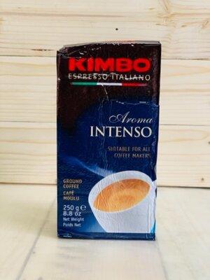 Кофе Kimbo Aroma Intenso молотый 250 г.. Италия