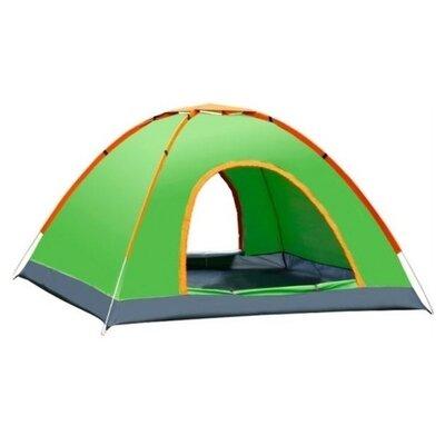 Палатка туристическая 2 местная разные цвета