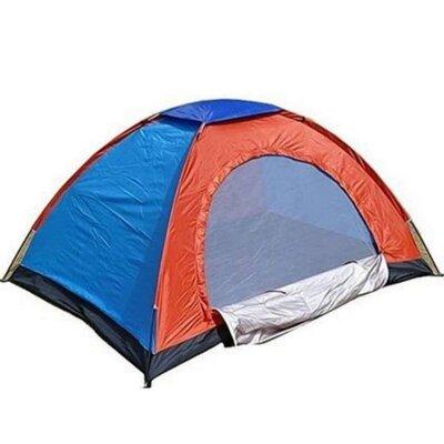 Палатка туристическая 4 местная 200 х 200 х 135