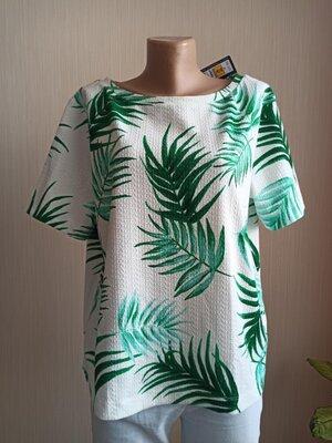 Блуза туника летняя