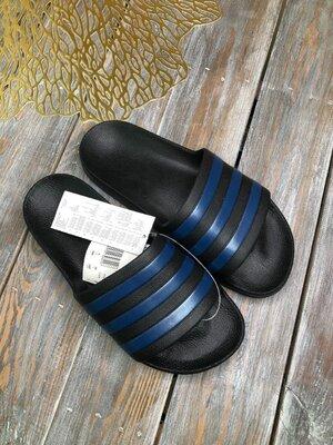 Продано: 39 25см Adidas Adilette aqua Пляжные шлепки, литые ч/с