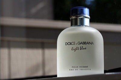 Мужская туалетная вода dolce & gabbana light blue pour homme 125 мл Dolce & Gabbana