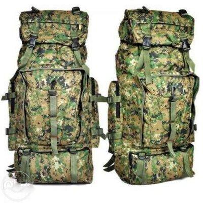 Рюкзак, комуфляжный, туристический, военный, большой, вместительный, на,90 литров, качественный
