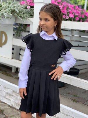 Продано: Школьный сарафан школьная форма