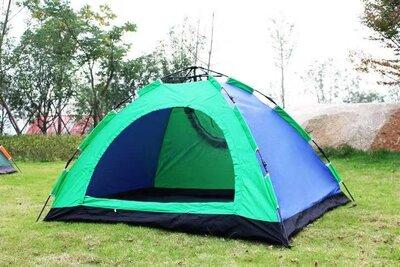 Палатка автомат 2х1.5 метра
