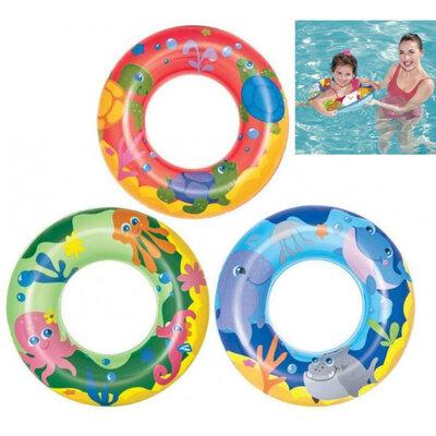 детский круг для купания,круги для купания,надувной круг Bestway 36113