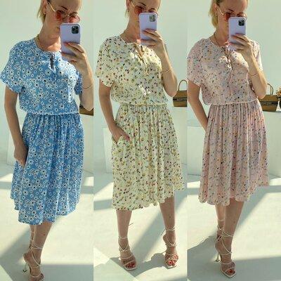 Шикарные платья цветочный принт