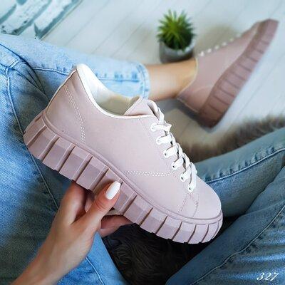 Кросівки пудрові жіночі Кроссовки женские пудровые кроссовки пудра кроссовки розовые